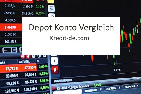 Depot Konto Vergleich